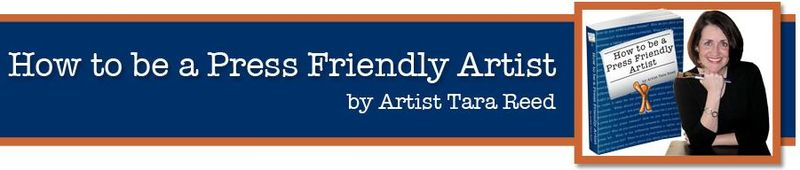 How to Be a Press Friendly Artist by Tara Reed