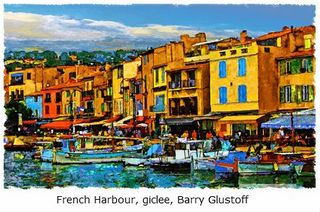 French Harbour - Barry Glustoff